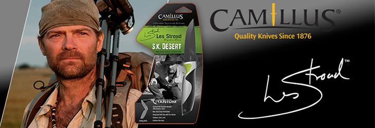 Camillus Les Stroud Survival Tools